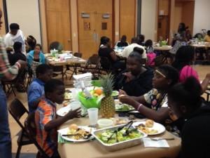 Healthier Delray Beach Hosts Family Dinner Event