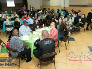 Healthier Delray Beach Celebrates with the Community