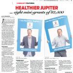 Healthier Jupiter in the Jupiter Courier