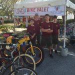Healthier Jupiter's First Bike Valet a Success!