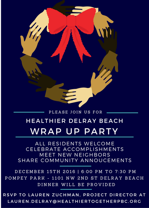Healthier delray beach impact report oct 2016 mar 2017 healthier download file wrap up party 2g malvernweather Choice Image