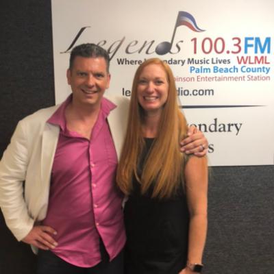 Healthier Jupiter on Legends Radio with Mike McGann